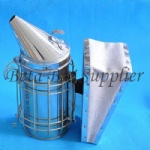 Stainless Steel Dermis Bee Smoker