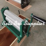 Manual beeswax embossing machine